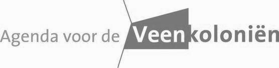 Agenda voor de Veenkoloniën